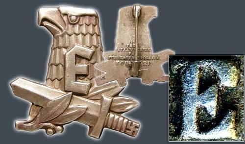 eBay-Pickup: Egendorf Stickpin