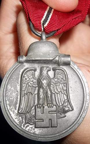 Ostmedaille, Real?