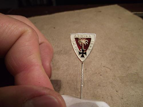 afrika corp stick pin