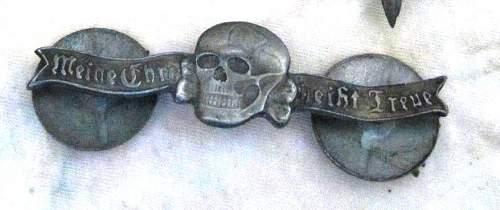 SS Tuxedo brooch....fake?
