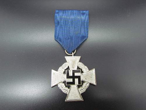 What sort of medal is this?