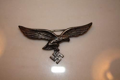 Werhmacht-Luftwaffe Eagle