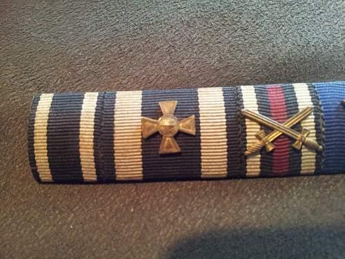 German Ribbon Rack