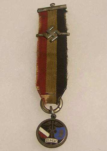 Unknown Medical Medal?