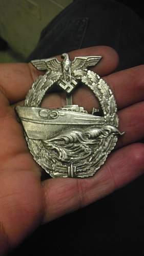 Tank badge?