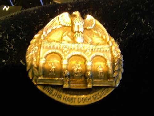 The Blood Order Badge