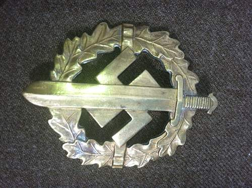Craigslist Opportunity - Medals, etc