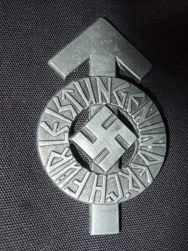 Unknown Medal - Arrow Badge?