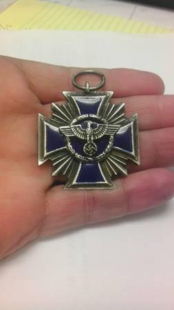 Unknown German Medal