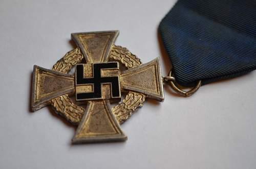 25 Yr Service Medal...?