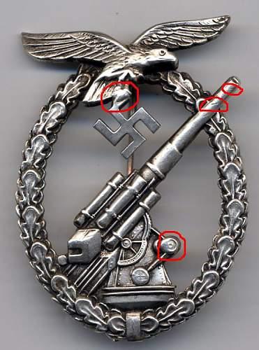 Flakkampfabzeichen(A)