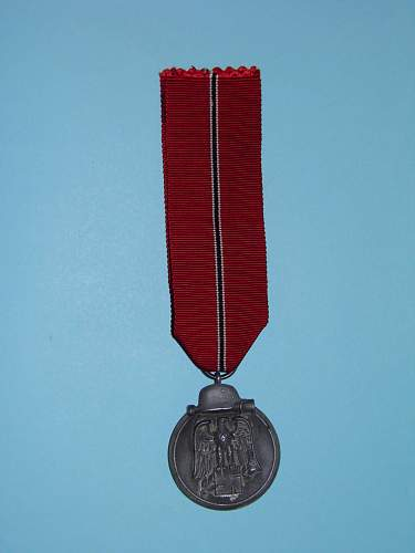 New addition - Ostmedaille