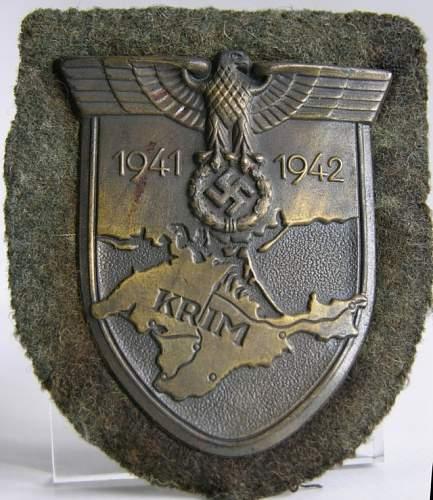 JFS Heer Krim Shield