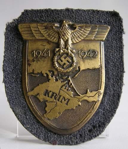 LW Krim  shield (unknow?)
