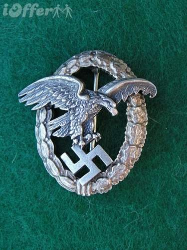 Click image for larger version.  Name:ww-ii-german-observer-badge-ac69.jpg Views:121 Size:224.0 KB ID:637596