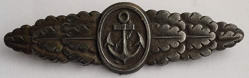 Marine Frontspange