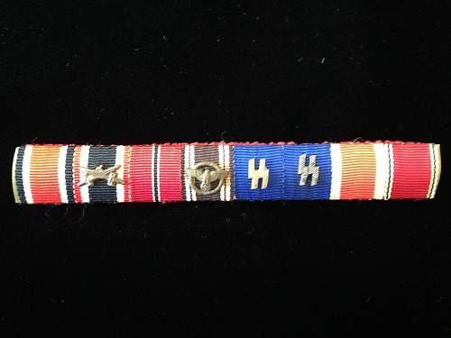 SS Ribbon Bar