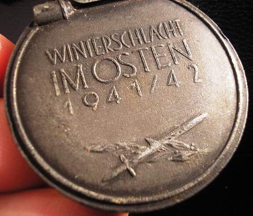 Opinions about Ost Front medal