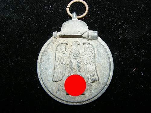 Ostfront medal, original or fake?