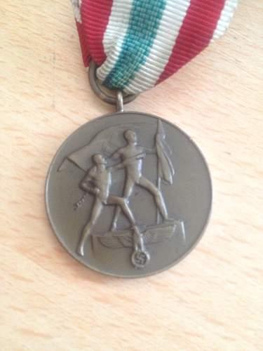 Name:  German ww2 unmarked s8l memel medal front.jpg Views: 285 Size:  18.8 KB
