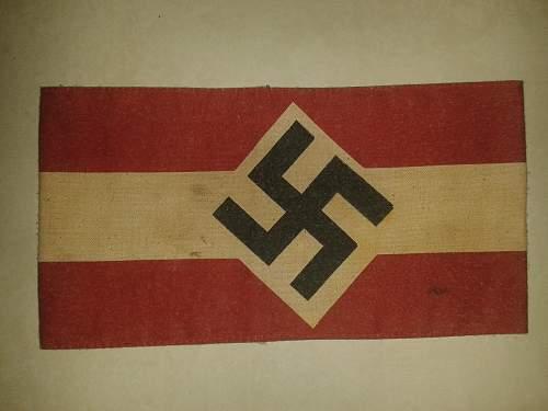 German militaria lot... opinions?