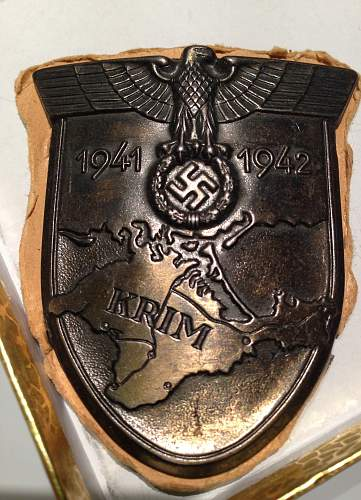 Krim shield question