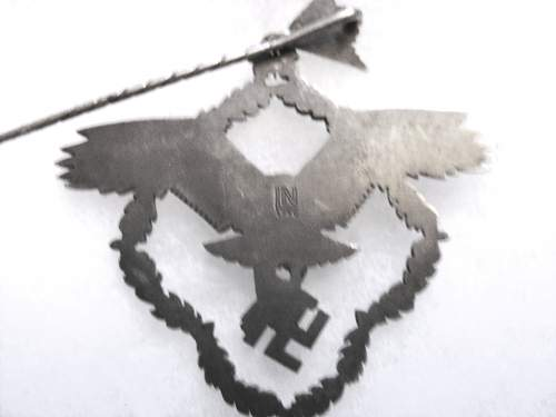 Click image for larger version.  Name:WWII GERMAN AVIATION AWARD X 004.jpg Views:74 Size:268.0 KB ID:682060