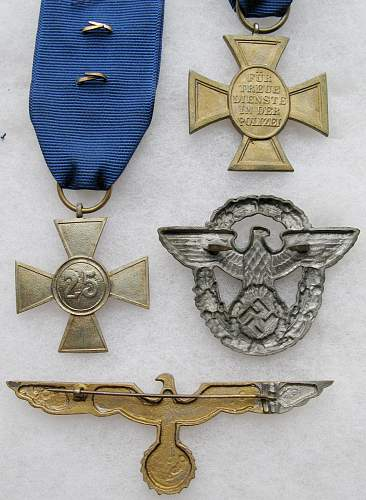Lot 3: Are these Medals Real or Fake???