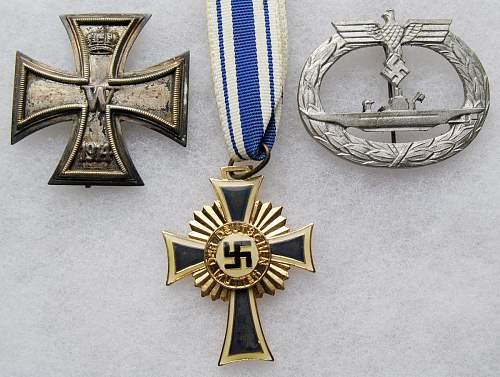 Lot 5: Are these Medals Real or Fake???
