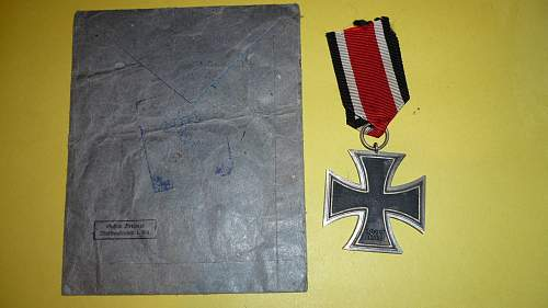 my medals and certificates