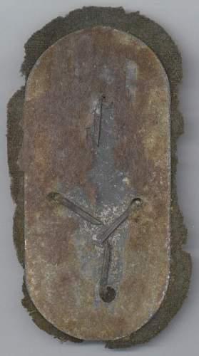 Narvik & Demjansk Schilde