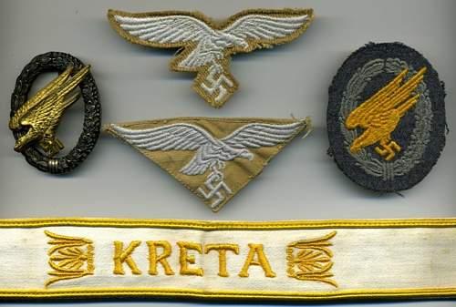 My FJ Badges