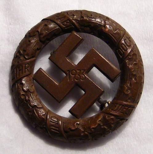 Let's See Some Gau Badges