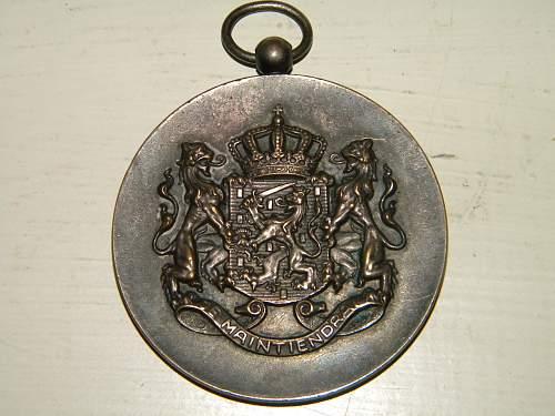 help ID 1933 medal