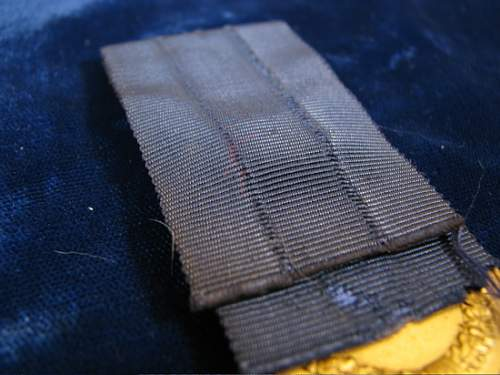 Heer 12 year service medal