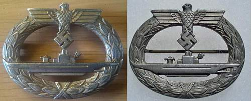 U-Boot badge by FO. Opinions please.