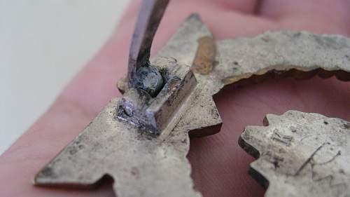 minensucher kriegsabzeichen