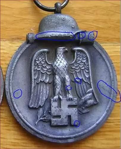 Winterschlacht im Osten medal - Help needed