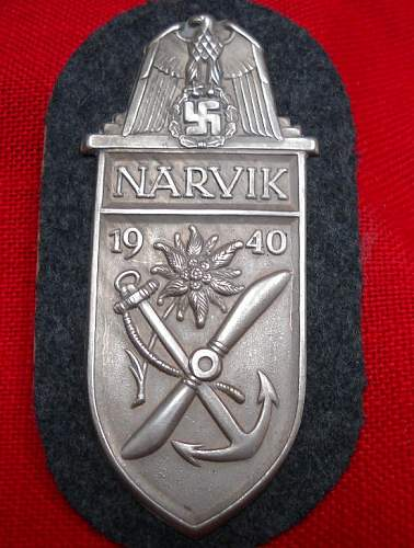 Narvik Shield opinions