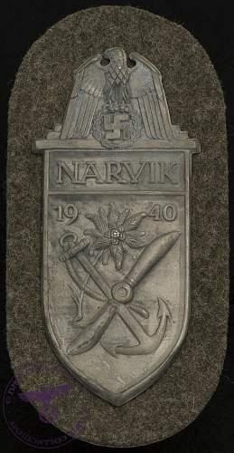 Narvik Shield opinions