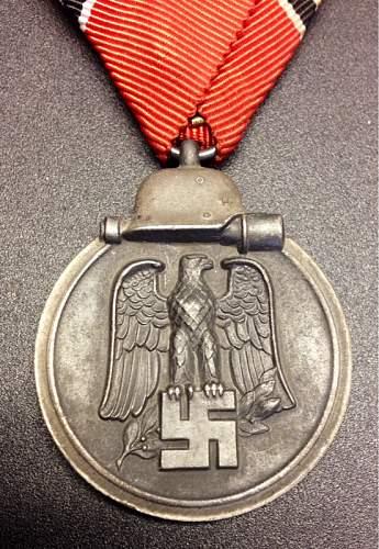 Austrian ostfront medal !