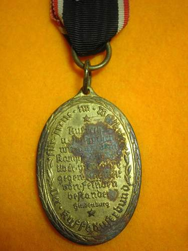Click image for larger version.  Name:medalla-asociacion-veteranos-alemanes-wwi-kyffhuserbund-17416-MLA20138126072_072014-F.jpg Views:17 Size:160.0 KB ID:729763