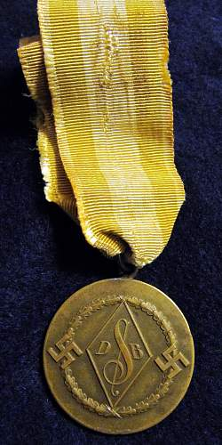 Can anyone identify this medal?