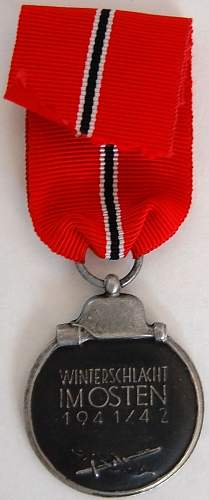 Click image for larger version.  Name:ww2 german medal 2.JPG Views:23 Size:87.9 KB ID:740786