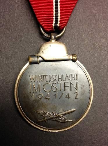 Ost medaille maker 92