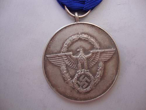 Opinions on these medals please