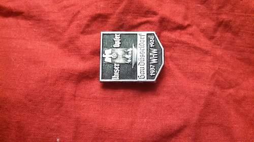 Medal Identification HELP (on D-Day Vet. bring back Pennant)