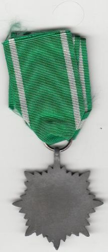 Ostvolkmedaille 2er Klasse in Silber - 2nd Class in Silver with swords