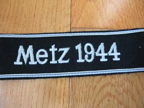 METZ Cuff-Title...