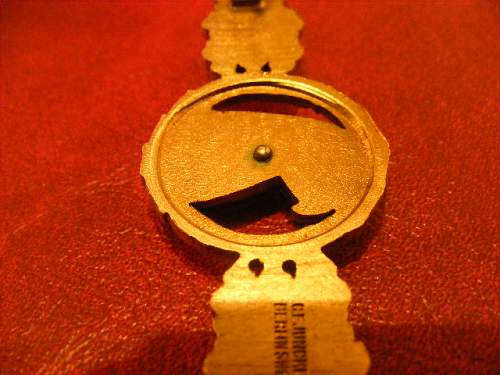 Gold recon flights badge